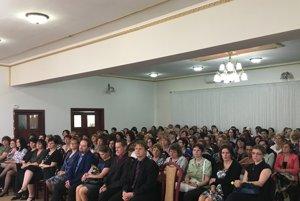 Podujatia sa zúčastnilo viac ako stopäťdesiat sestier a hostí.