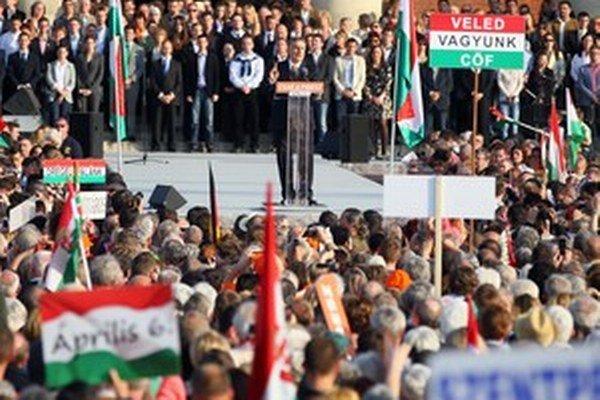 Viktor Orbán má víťazstvo 6. apríla isté. Otázkou je len, aké veľké bude.