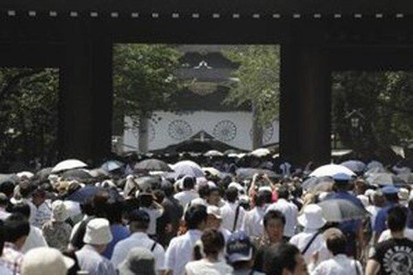 Svätyňa Jasukuni.