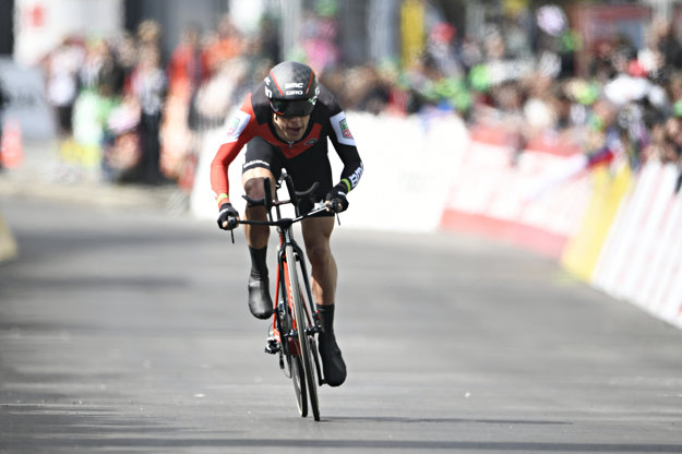 Richie Porte je lídrom BMC Racing.