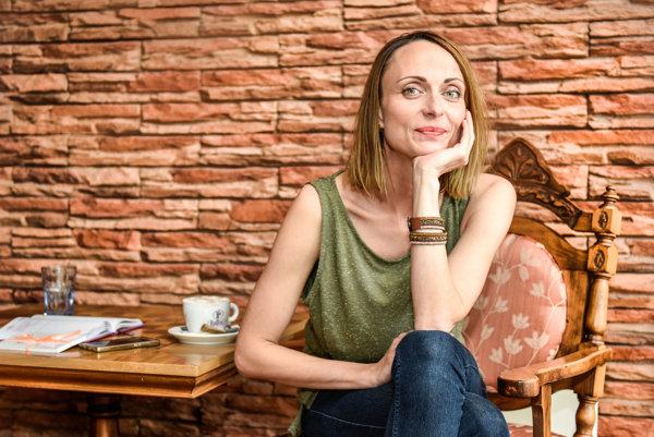 Maji Švábikovej, certifikovanej lektorke CFF™, zmenilo tvárové cvičenie život.