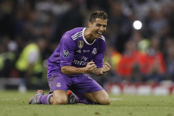 Cristiano Ronaldo je najlepšie zarábajúcim športovcom.