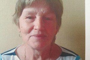 Rodina sa obáva o 68-ročnú Máriu Vojtekovú zo Žiliny.