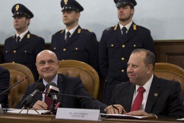 Polícia začala vo februári antimafiánsku kampaň.