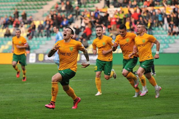 Hlohovský strelil v drese Žiliny dvadsať gólov.