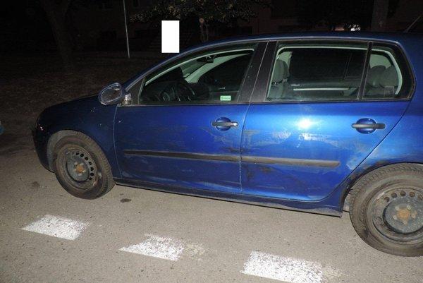 Opitý šofér poškodil tri autá.