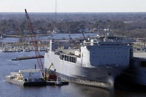 Plavidlo bude zneškodňovať viac ako dve desiatky metrických ton chemikálií denne.