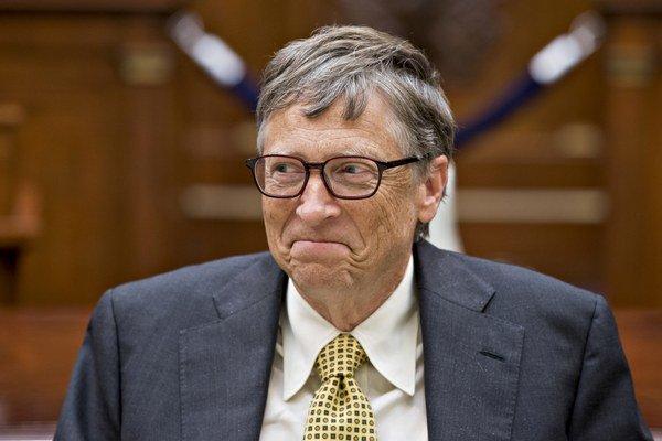 Bill Gates, opäť najbohatší muž sveta.