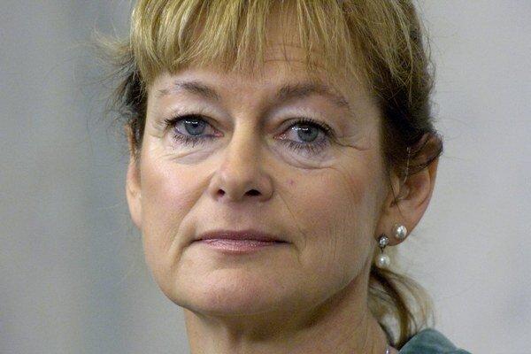 Lena Andelsohnová Liljerothová.