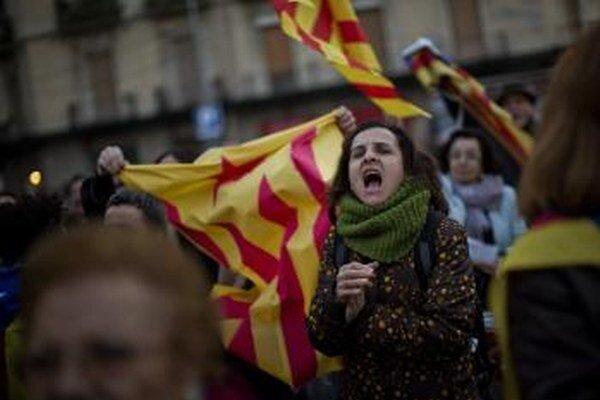 Európska únia varovala, že nezávislé Katalánsko by zostalo mimo akýchkoľvek európskych dohovorov.