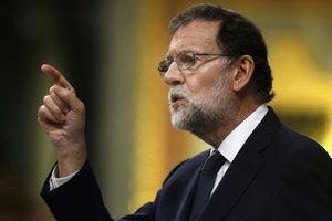 Konzervatívny španielsky premiér Mariano Rajoy.