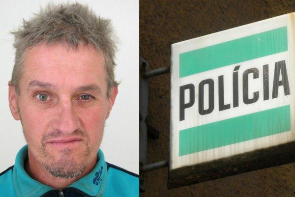 Policajti z Nových Zámkov žiadajú o pomoc pri pátraní po nezvestnom Milanovi.
