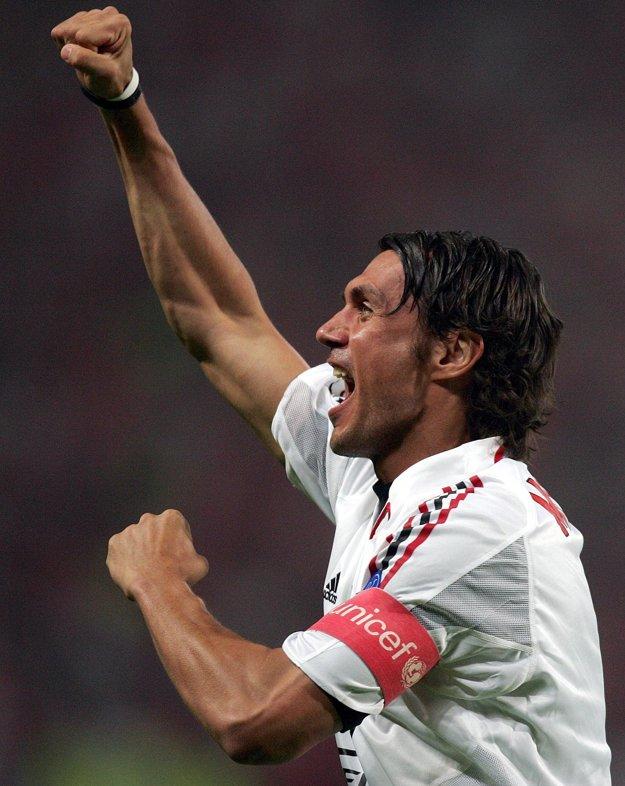 Paolo Maldini - srdce Milána.