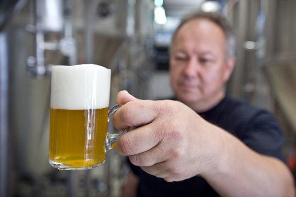 Varenie piva.