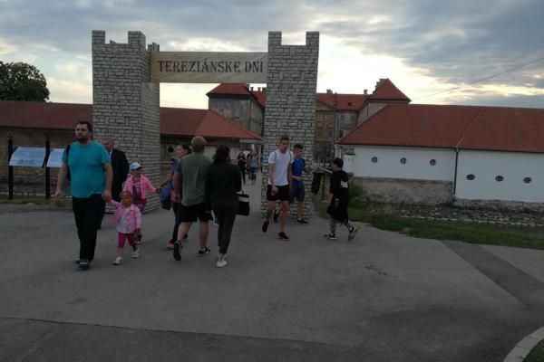 Otvorenie Tereziánskych dní