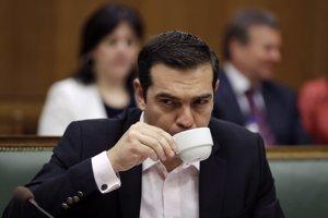 Grécky premiér Alexis Tsipras.