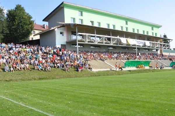 Na jeseň 2016 bol v Oravskom Veselom veľký sviatok, keď tam v rámci Slovenského pohára prišiel Slovan Bratislava.