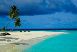 Hľadáte dokonalú pláž, ktorá bude celá vaša? Aj to je možné v súkromných ostrovných rezortoch.