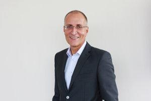 Luboš Sirota, podpredseda predstavenstva McROY Group