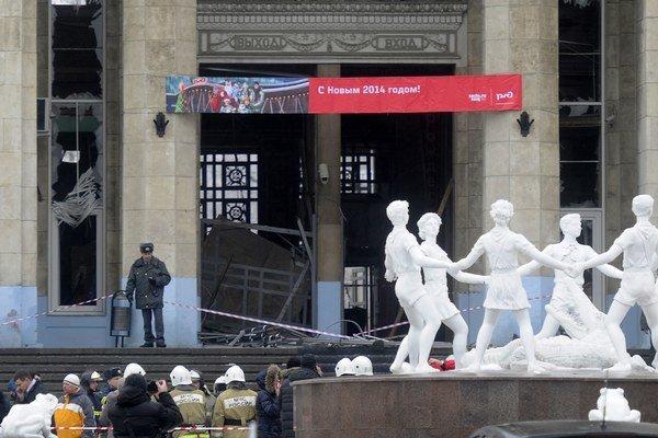 Volgograd môže byť len prípravou na Soči.