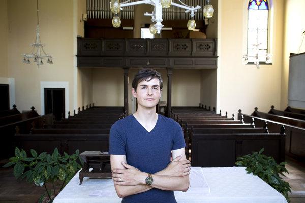 Jakub Pavlús si po vyhodení zo zboru v Turanoch našiel miesto v českom Šumperku.
