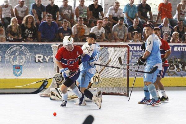 Hokejbalisti sa chystajú na ďalší ročník tradičného turnaja.