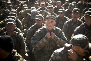 Vojaci v Afganistane, ilustračná snímka.