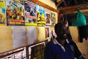 Isaac Nabwana, najslávnejší africký akčný režisér.