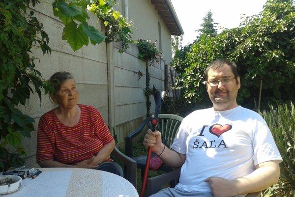 Mama Mariana so synom Danielom.