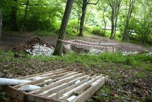 Geologický prieskum na Soroške. Geológovia ho budú vykonávať do konca júla.