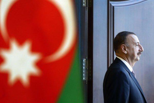 Prezident Ilham Alijev.