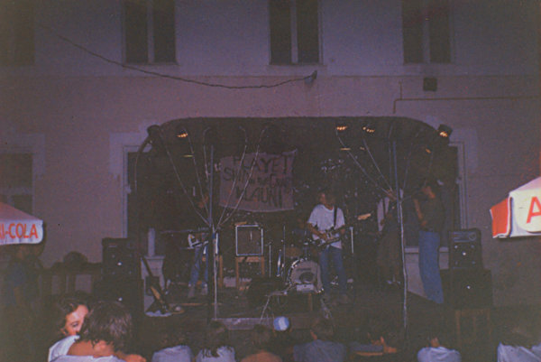 Legendárne K-čko a koncert v lete.