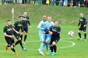 Historickým úspechom Ludiniec bolo štvrťfinále pohára doma proti Slovan Bratislava.