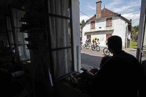 Takto vyzerá Tour de France očami fanúšikov v ich vlastných domovoch.
