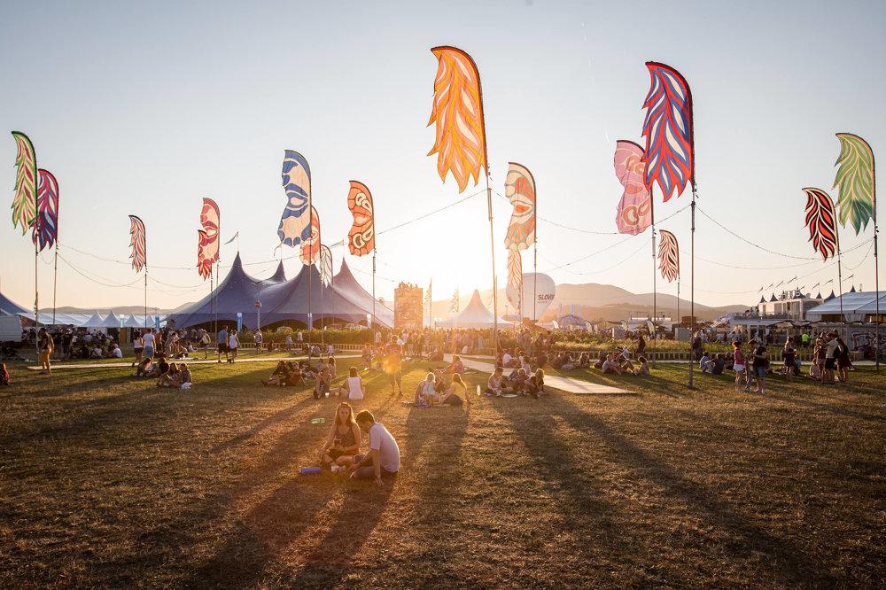 Festival otvoril svoje brány vo štvrtok.