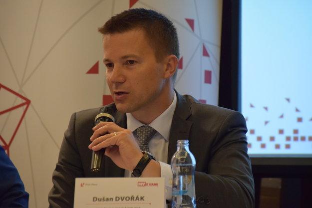 Dušan Dvořák, správca Nadácie Kia.