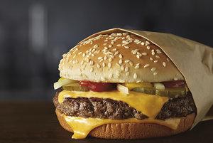 Sendvič od McDonald's.