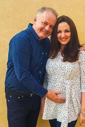Pôrod v auguste. Martina nakoniec priviedla tretie dieťa o mesiac skôr.