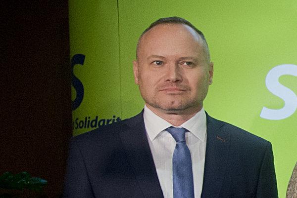 Generálny manažér strany Sloboda a solidarita (SaS) Roman Foltín tvrdí, že kampaň v župných voľbách si strana zafinancuje sama.