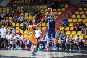 Zápas medzi Slovenskom a Macedónskom sa nedohral.
