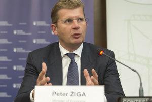 Minister Peter Žiga hľadá riešenia útlmu baníctva.