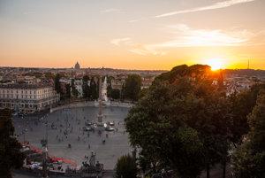 Čo nevynechať pri návšteve Ríma (Cestopis)