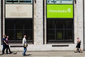 Prima banka postupne prerába pobočky Sberbank.
