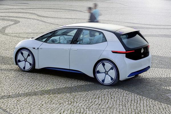 Prvým z elektrického radu I.D. by mal byť model Neo rozmerovo podobný súčasnému Golfu.