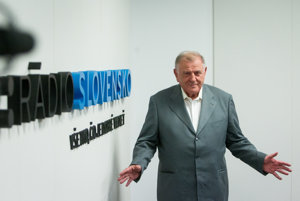 Bývalý premiér Vladimír Mečiar.
