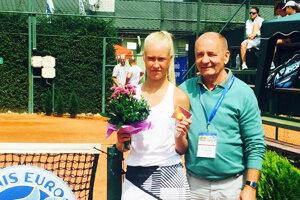 Bianca Behúlová obsadila na medzinárodnom turnaji v Slovenskej Ľupči tretie miesto.