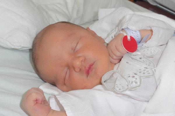 """Samuel Piesecký - Rodičia Ivana a Juraj z Dolného Vadičova majú od pondelka 10. júla dôvod na radosť. V tento deň sa im narodil synček Samuel Piesecký (3950 g, 53 cm).Doma na bračeka už netrpezlivo čakajú desaťročná Vanesa a trojročný Patrik. Meno Samuel je hebrejského pôvodu a v preklade znamená """"meno božie""""."""