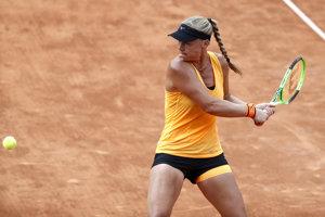 Kiki Bertensová potvrdzuje v Gstaade pozíciu favoritky.