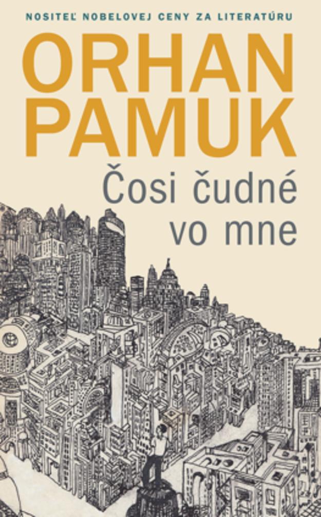 Najnovší román O. Pamuka preložil O. Havrila