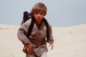 Anakin Skywalker mal podľa rádu rytierov Jedi v krvi najviac midichloriánov vôbec, až 20-tisíc.